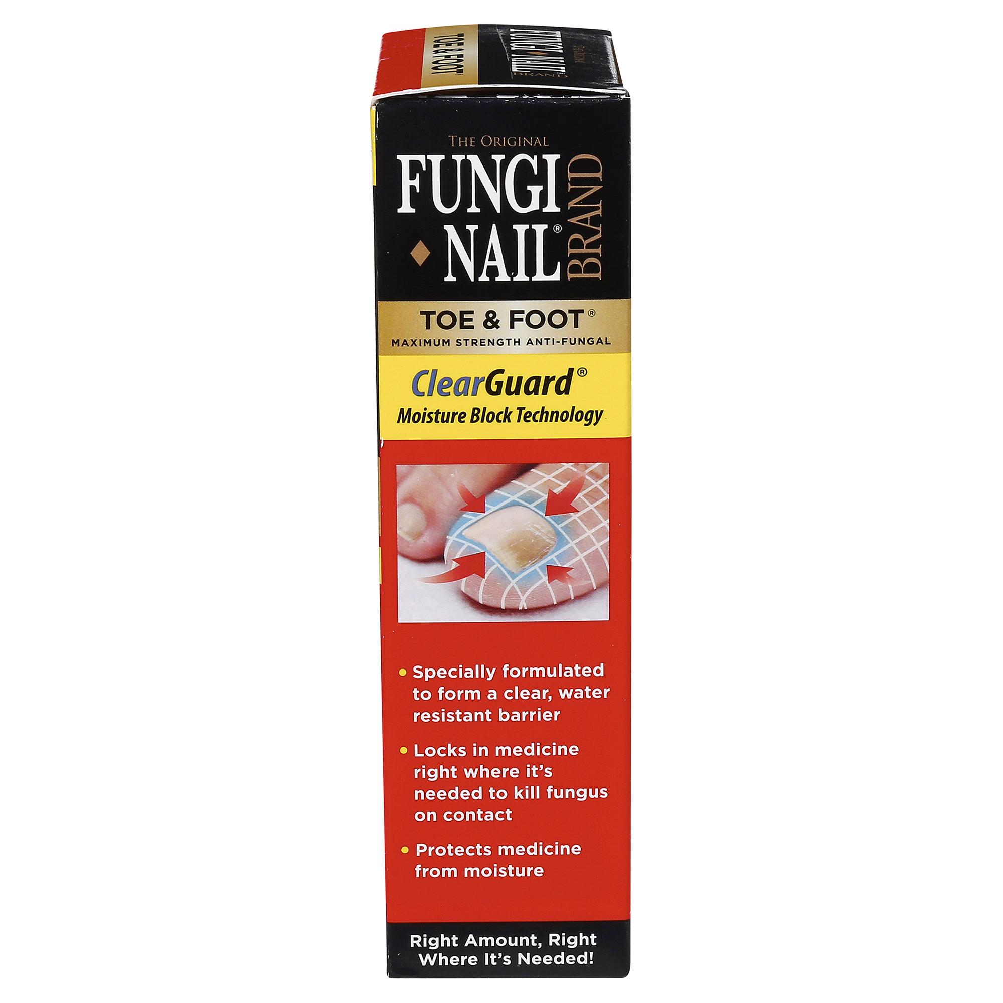 Fungi Nail Toe & Foot Maximum Strength Anti-Fungal .7 oz | Meijer.com