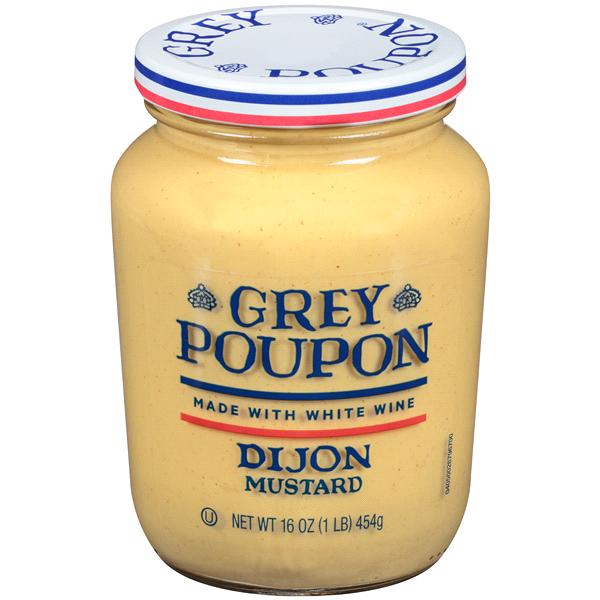 grey poupon dijon mustard 16 oz jar meijer com