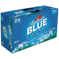 Labatt Blue Light Beer 12 Oz 24 Pk Good Looking
