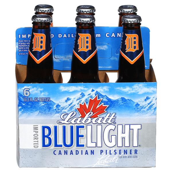 Awesome Labatt Blue Light Beer 11.5 Oz 6 Pk Photo Gallery
