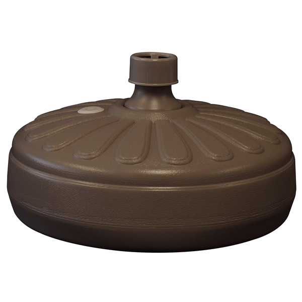 Gracious Living Umbrella Base Earth Meijer Com