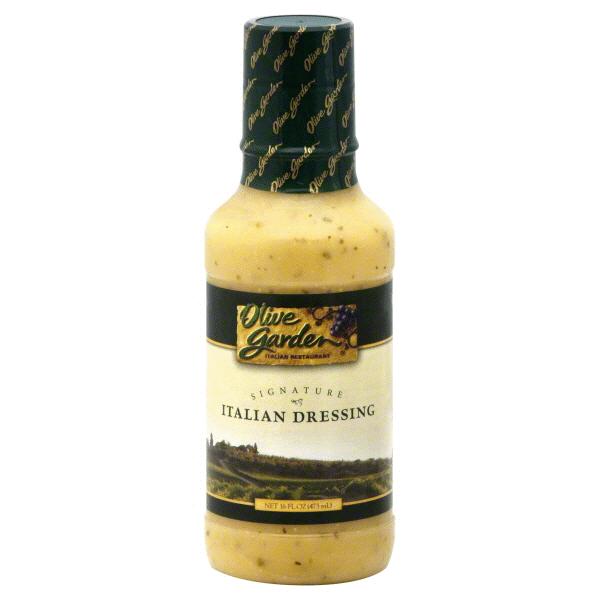 olive garden signature dressing italian 16 fl oz - Olive Garden Italian Dressing