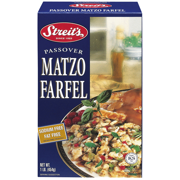recipe: matzo farfel stuffing recipes passover [32]