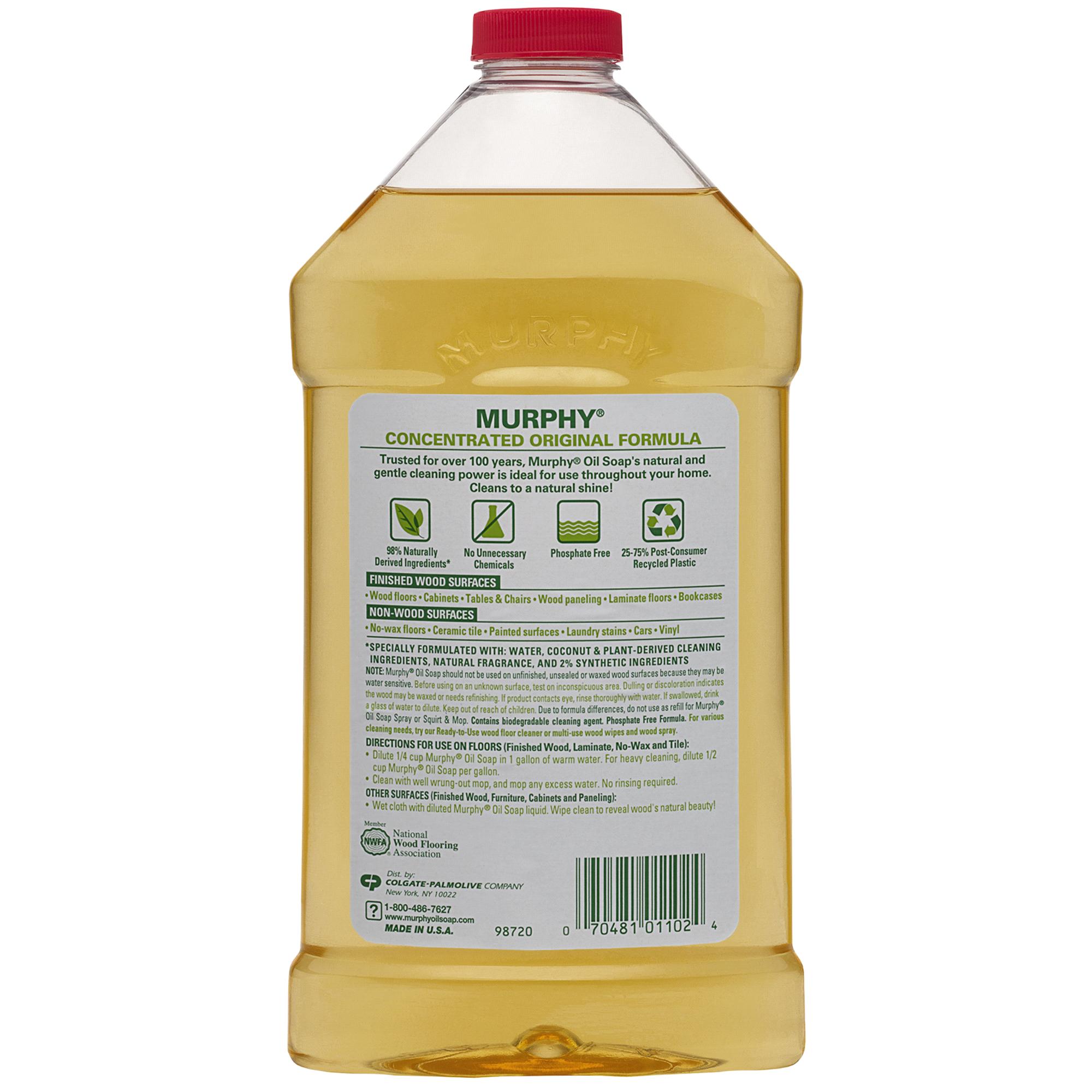 Murphy Oil Soap Wood Cleaner Original 32 Fluid Ounce Meijer Com