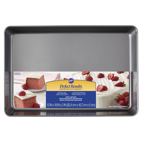 Wilton Perfect Results Premium Non Stick Sheet Cake Pan  Inch