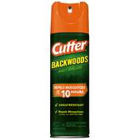 Cutter Backwoods 6 Oz Aerosol Insect Repellent Spray