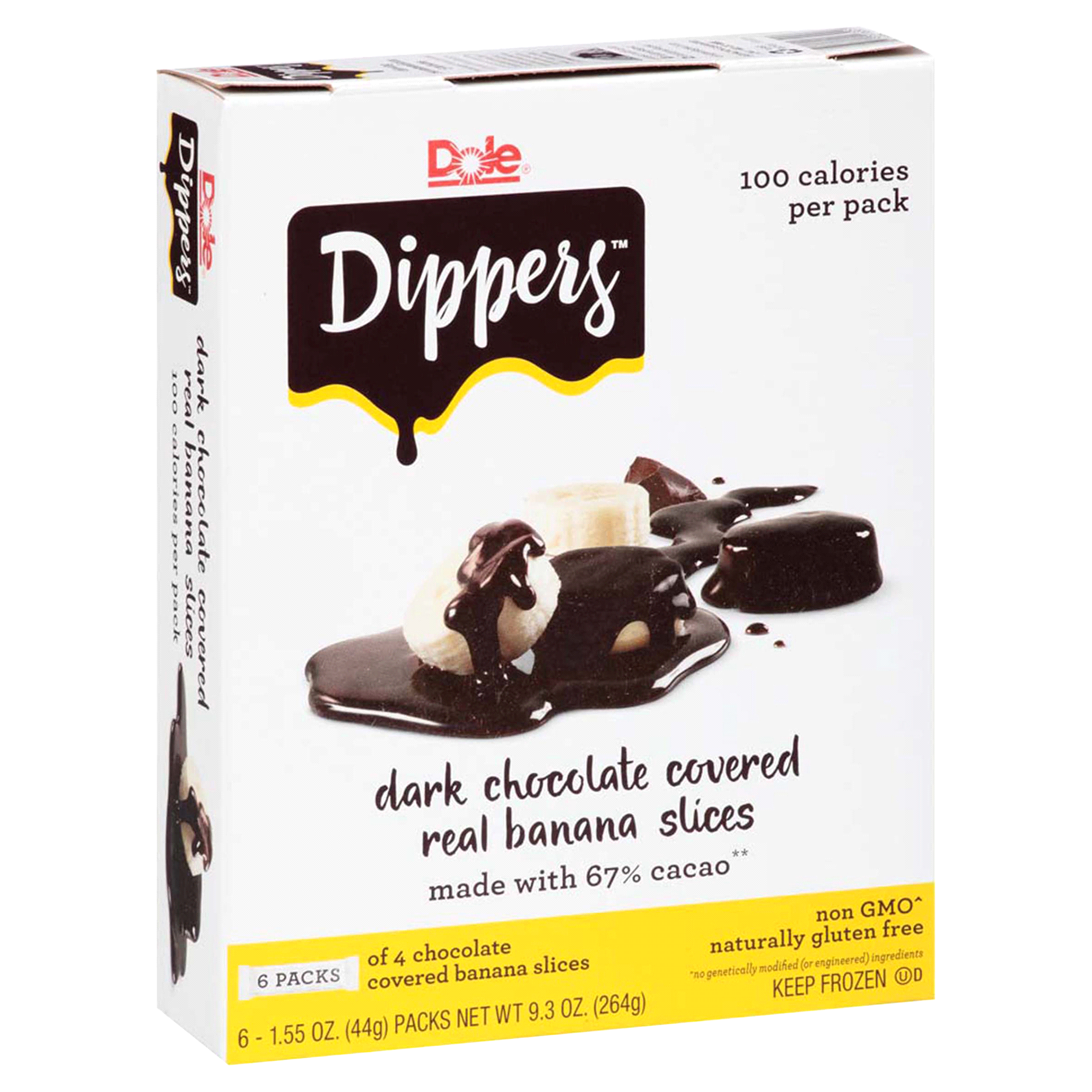 Dole Dippers Banana 9 3 Oz