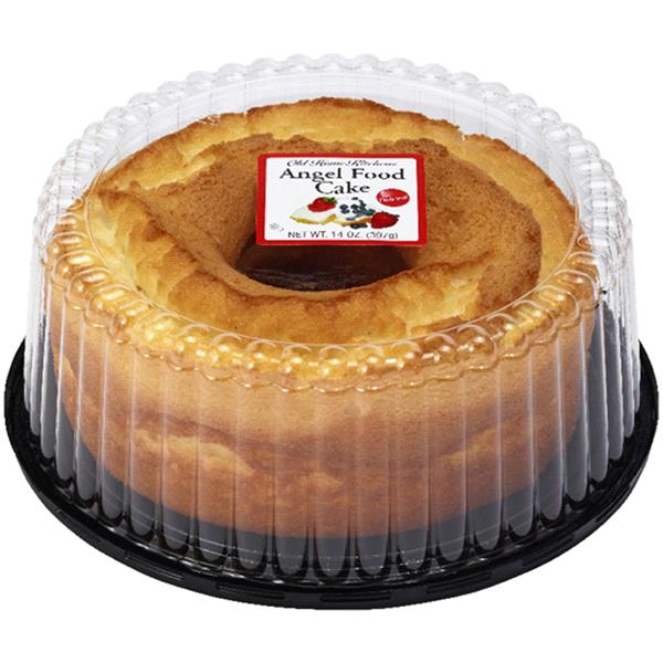 Angel Food Ring Cake 14 Oz Meijer