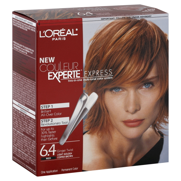 Loreal Paris Couleur Experte All Over Color And Highlights 64