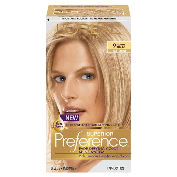 Loreal Hair Color Ash Blonde