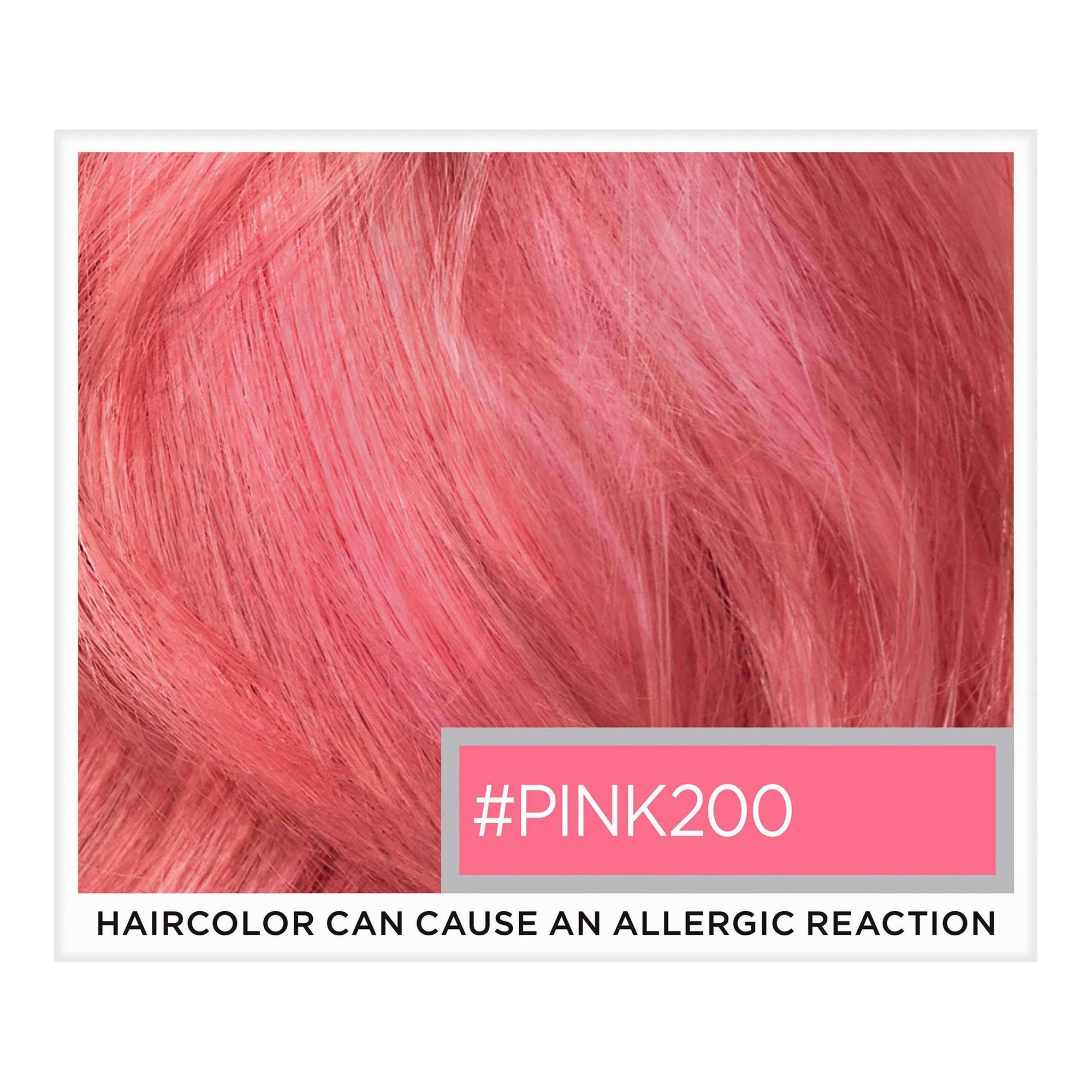 LOreal Paris Colorista Semi-Permanent Color Pink 200 | Meijer.com