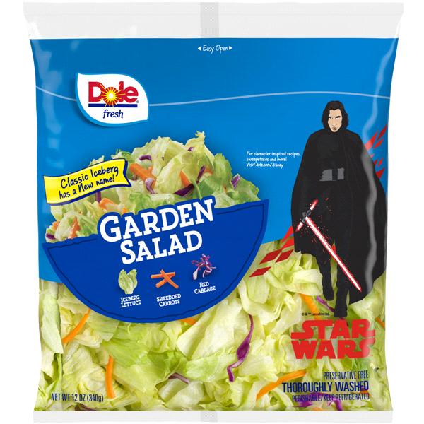 Dole Salad Garden Bag 12 Oz