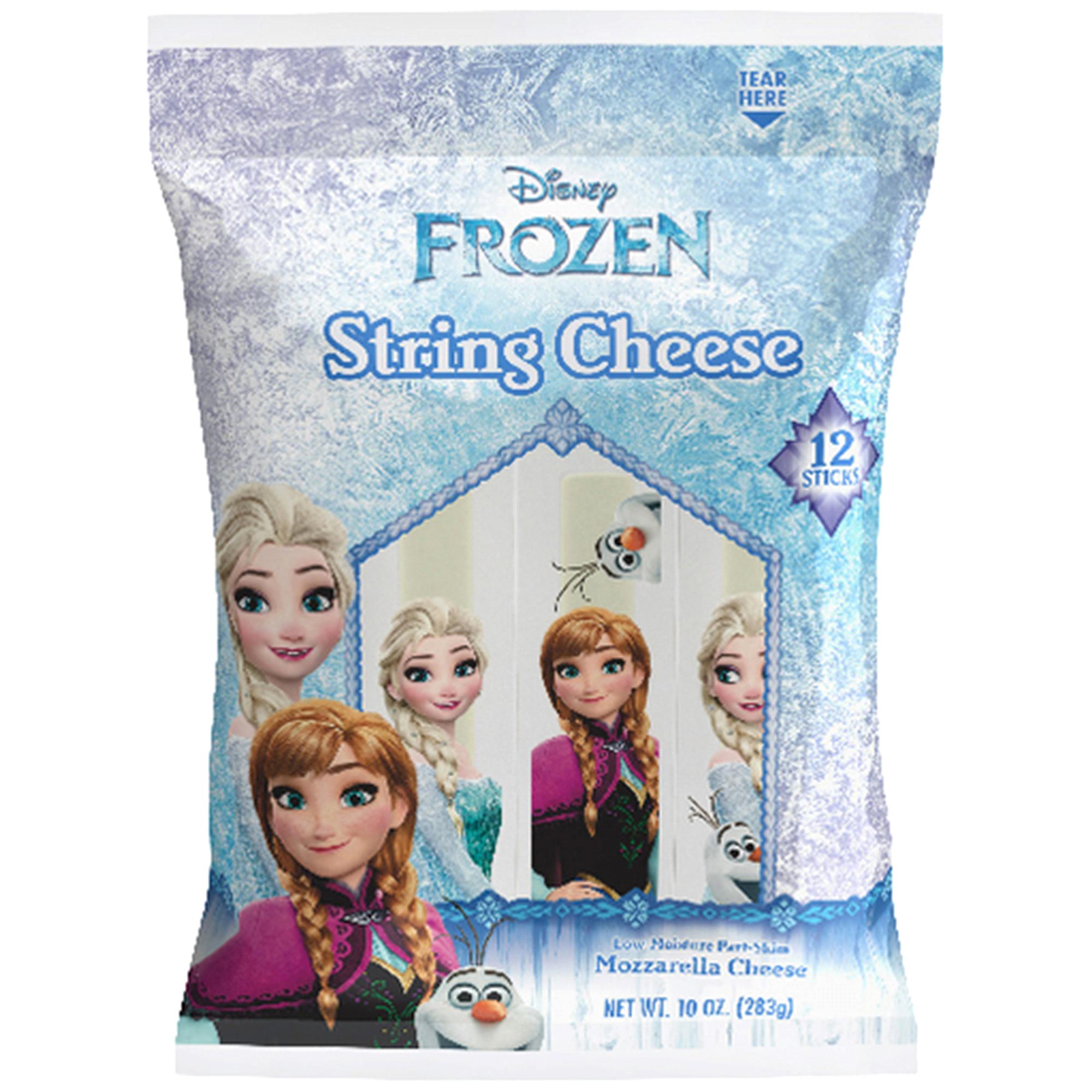 Disney Frozen Mozzarella String Cheese 10 oz 12 ct   Meijer.com