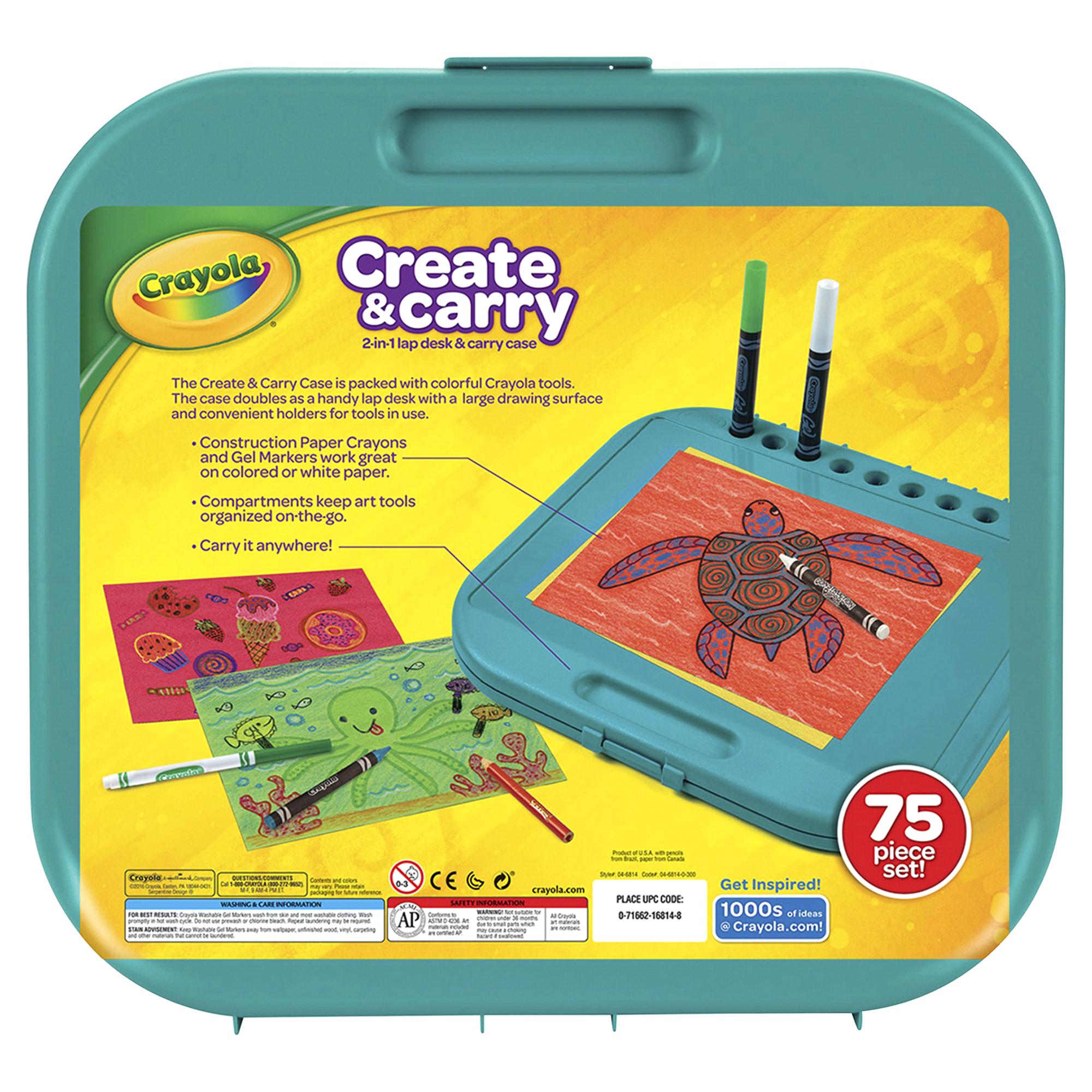 Crayola Create N Carry Case | Meijer.com