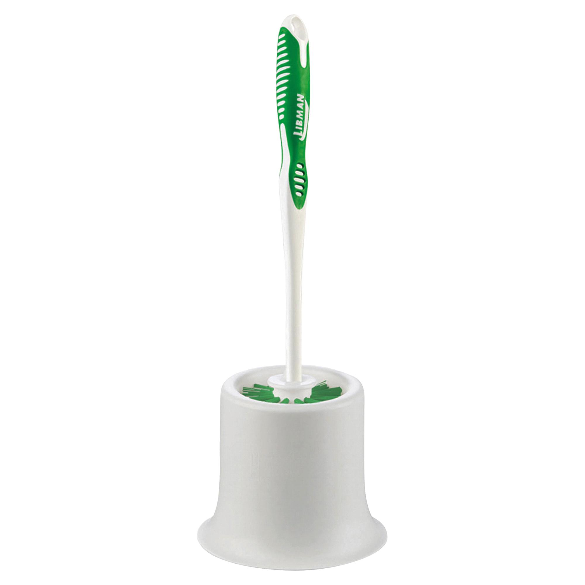 Libman Designer Toilet Bowl Brush & Caddy | Meijer.com