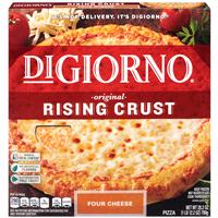 digiorno original rising crust four cheese frozen pizza 28 2 oz