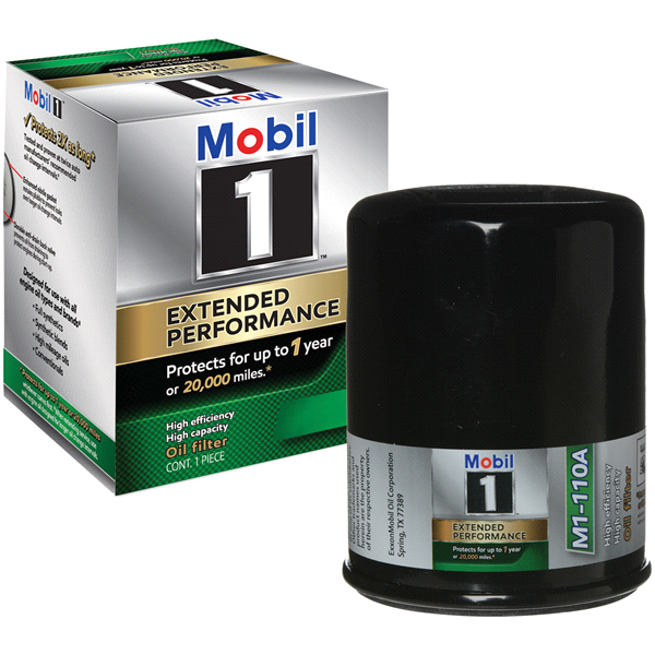 mobil 1 extended performance m1-110 oil filter | meijer.com