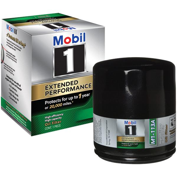 mobil 1 extended performance m1-113 oil filter | meijer.com