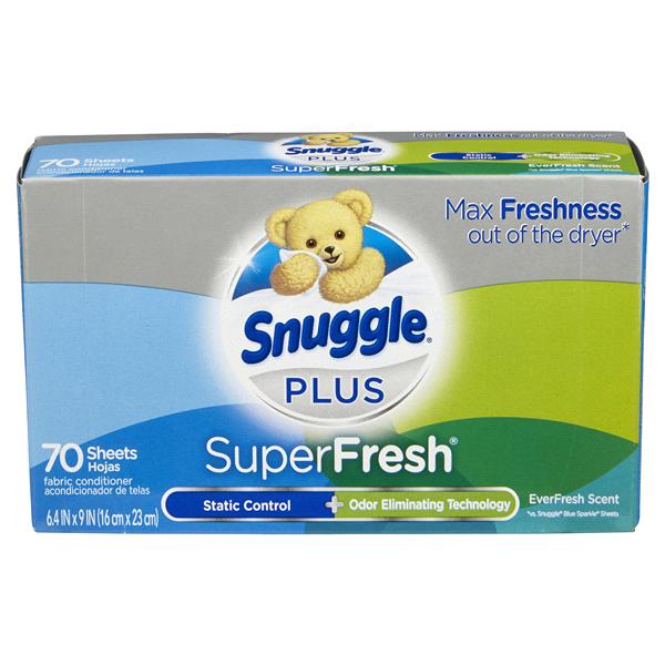 d370ff3e3e275 Snuggle Plus Superfresh Dryer Sheets