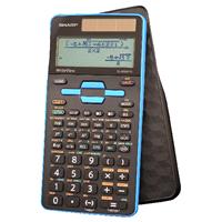 Meijer.com deals on Sharp Scientific Calculator with WriteView 4 Line Display