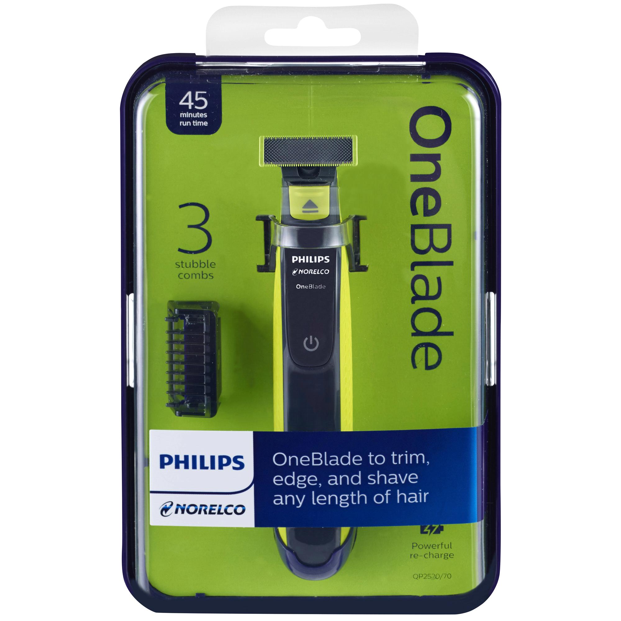 Philips Norelco OneBlade | Meijer.com