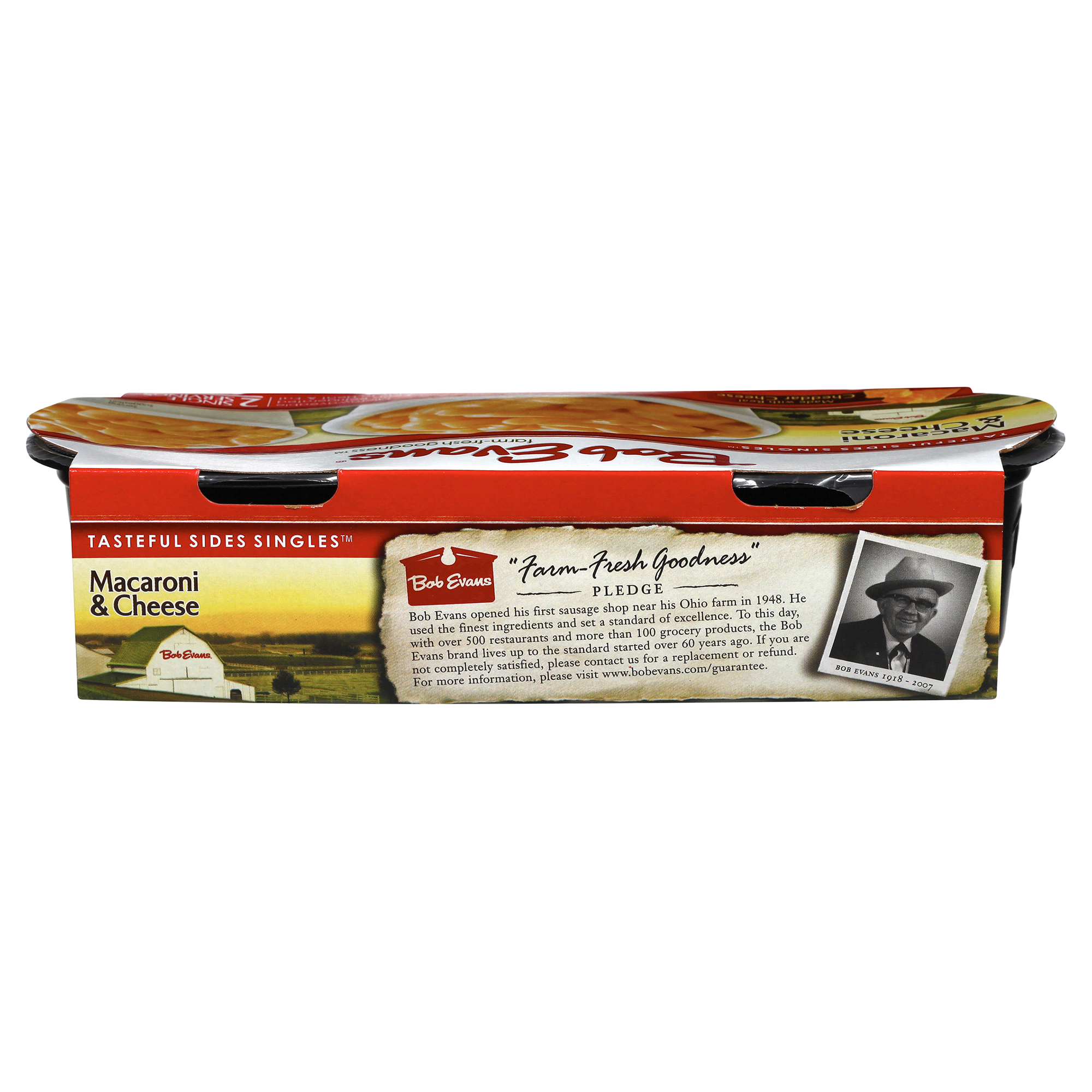 Bob Evans Tasteful Sides Singles Macaroni & Cheese 12 oz   Meijer.com