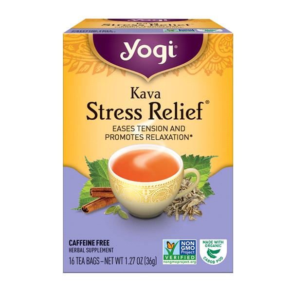 Yogi Stress Relief Kava 1 27 Oz 16 Ct