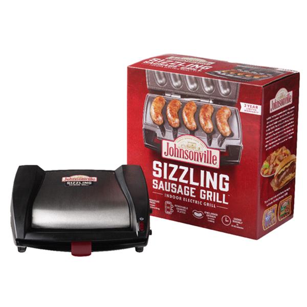 Johnsonville Sizzling Sausage Grill   Meijer.com