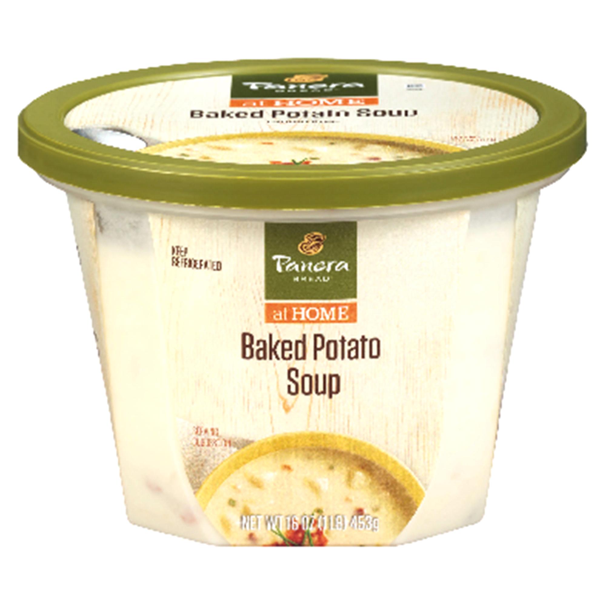 Panera Bread Soup Baked Potato 16 oz | Meijer.com