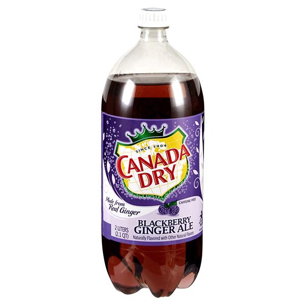 Canada Dry Blackberry Ginger Ale Meijercom