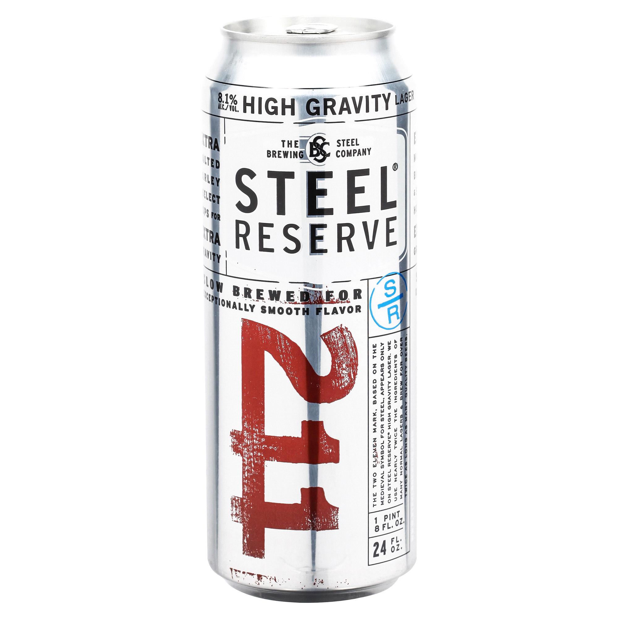 Steel reserve high gravity 24 oz meijer biocorpaavc Choice Image