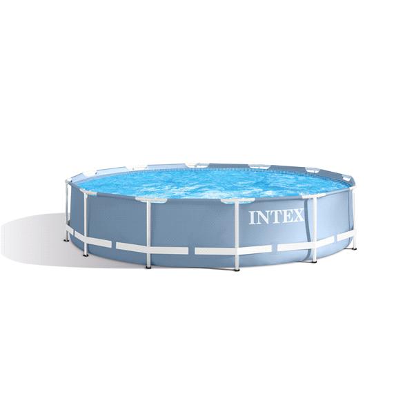 Intex 28711EH Intex 12x30 Prism Frame Pool | Meijer.com
