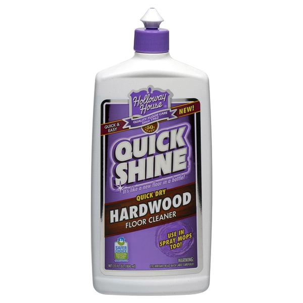 Holloway House Quick Shine Hardwood Floor Cleaner 27 Oz Meijer
