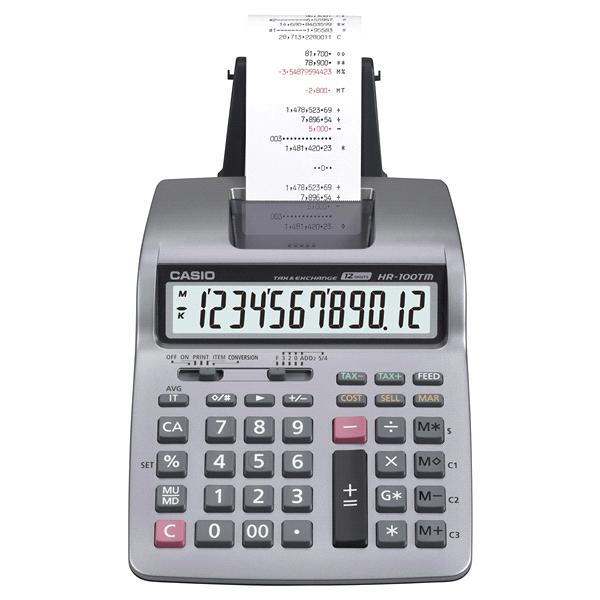mini desktop 2 color printing calculator meijer com