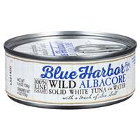 Digital Coupons Blue Harbor Wild Albacore Tuna Or Salmon Can 5 Oz