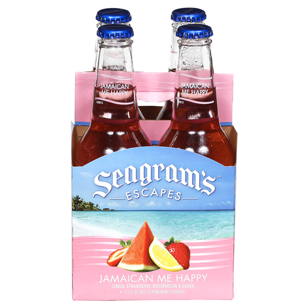 How much does seagram escapes cost