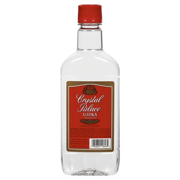 Crystal Palace Vodka Plastic Bottle 750 ml | Meijer.com