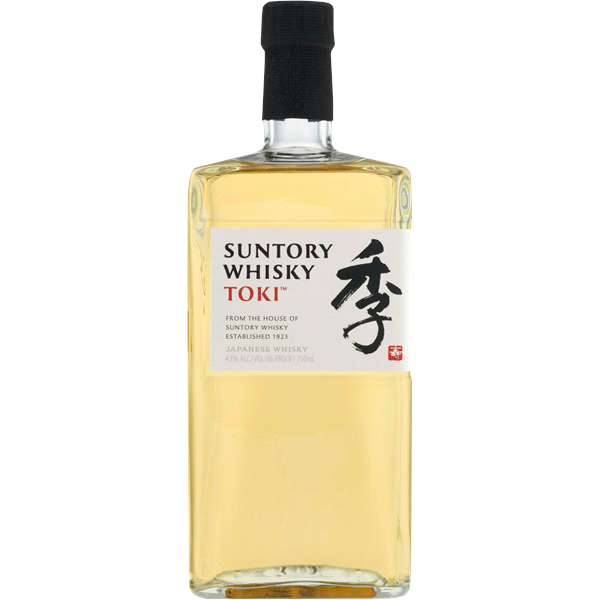 Suntory Toki Japanese Whiskey 750 Ml Meijercom