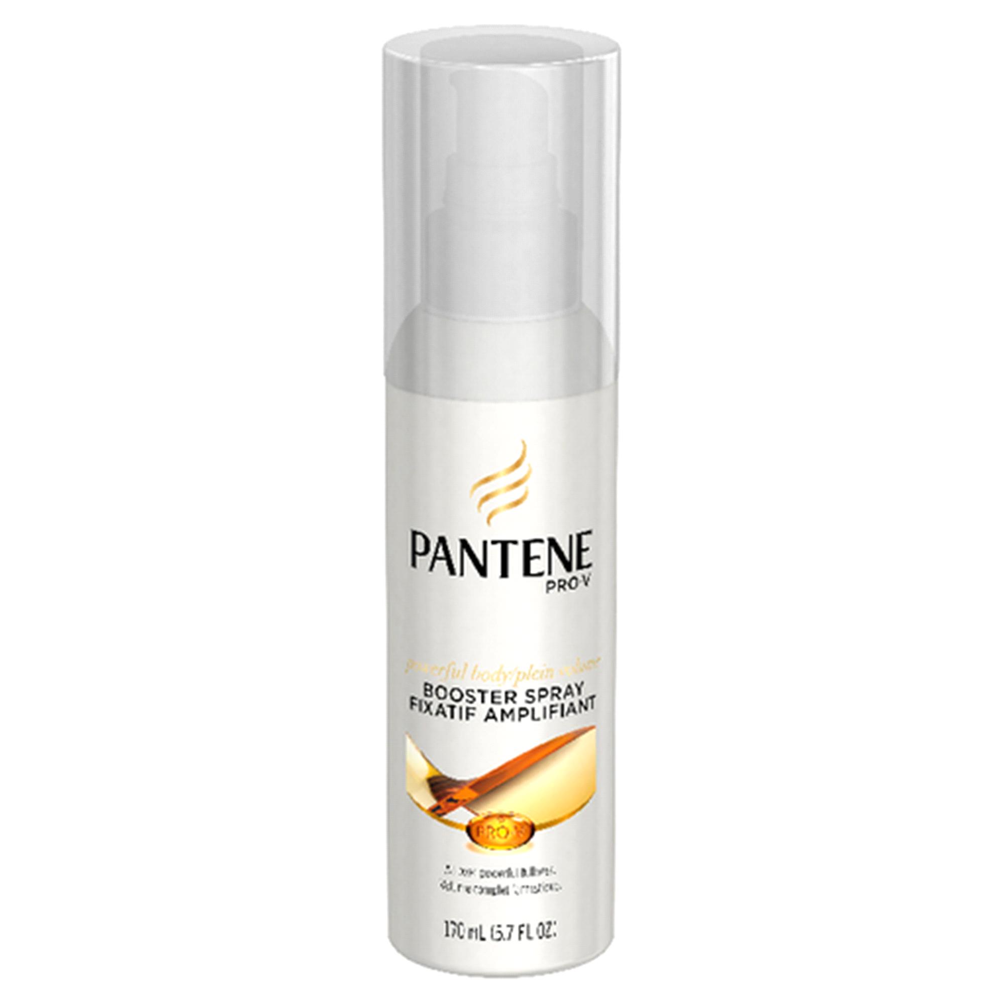 Pantene Pro V Powerfull Body Booster Spray 57 Oz Shampoo Nature Care Fullness Life 170 Ml