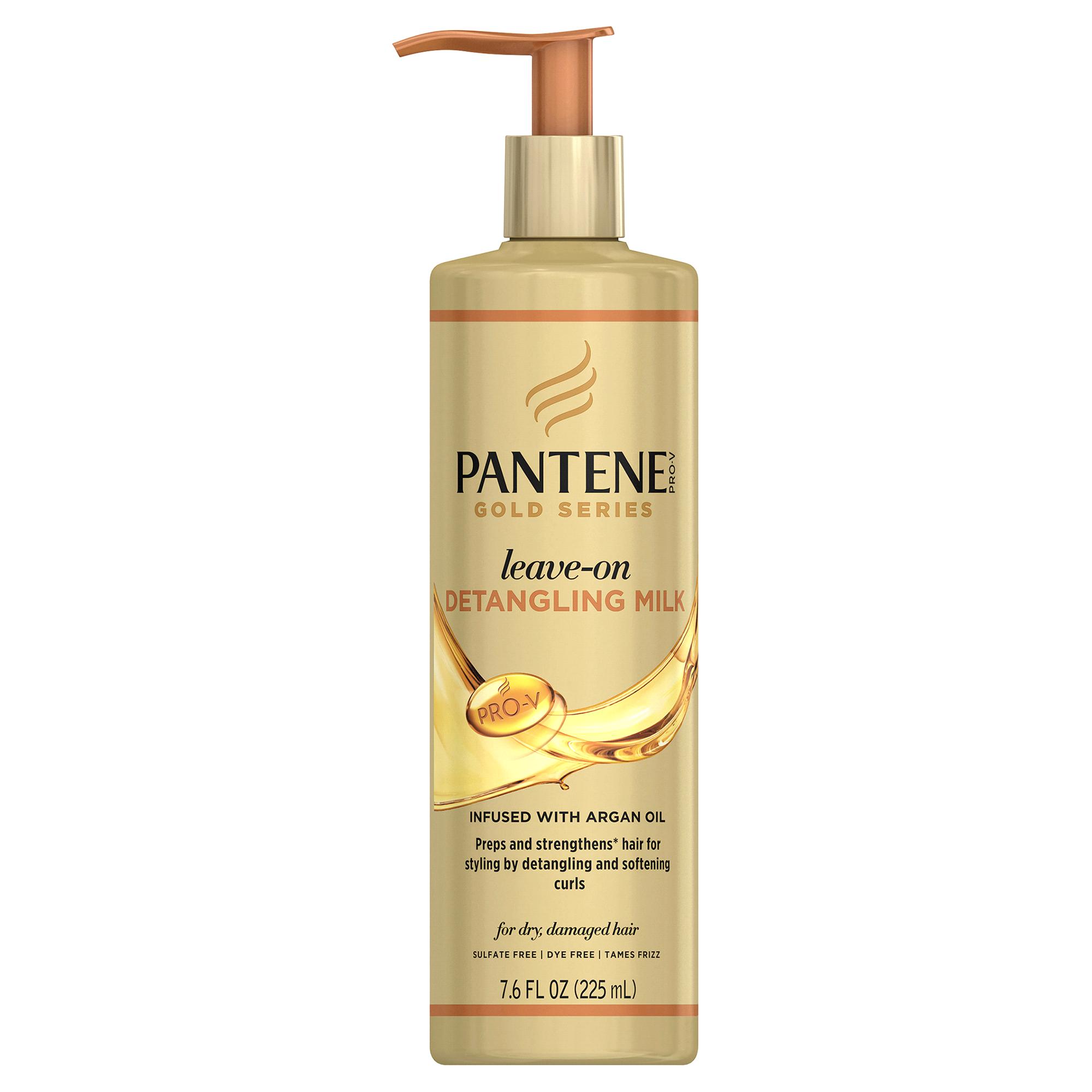 Pantene Pro V Gold Series Leave On Detangling Milk 76 Fl Oz Circuit Board Plastic Soap Lotion Dispenser Select Size Potty