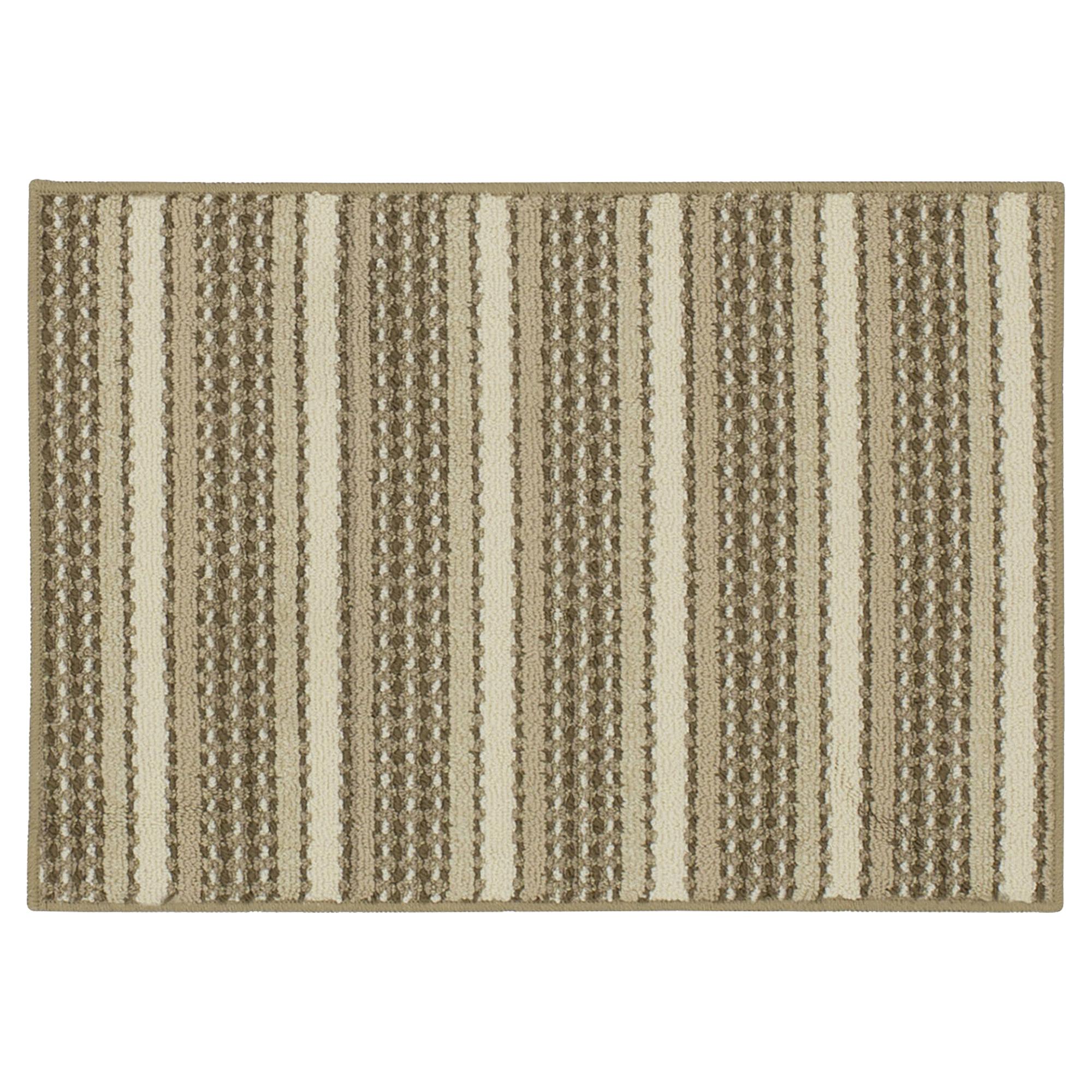 tampico lane sand stone rug 30x46 | meijer