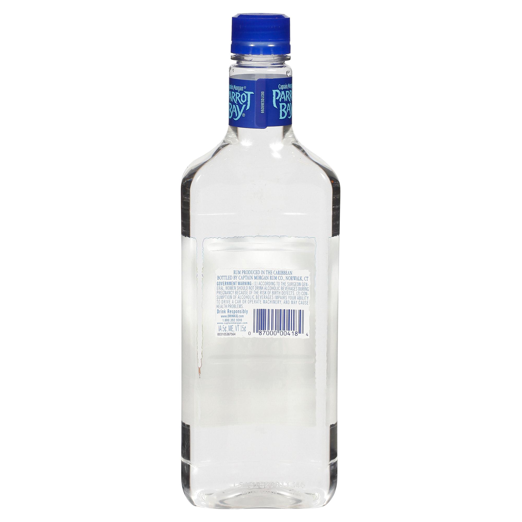 Captain Morgan Parrot Bay Coconut Rum 750 ml