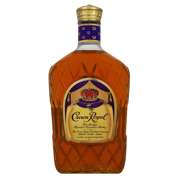 Crown Royal Fine Deluxe Blended Canadian Whisky 175 L 80 Pf