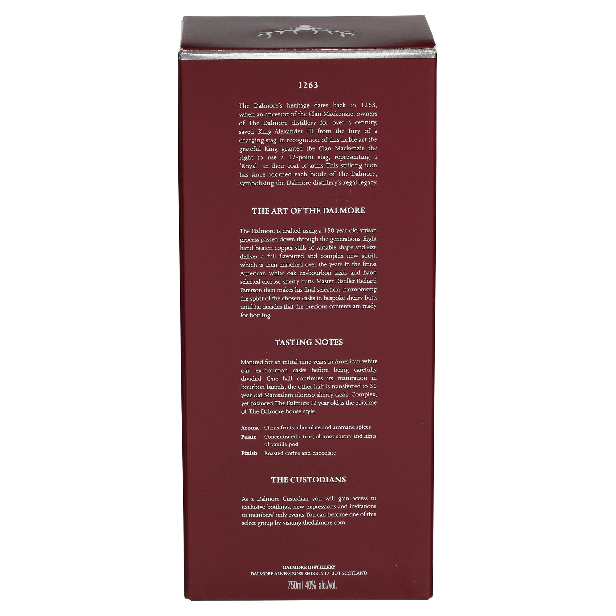the dalmore 12 year scotch 750 ml meijercom