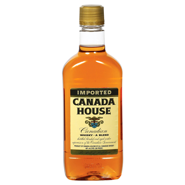 Canada House Canadian Whisky 750 Ml Meijercom