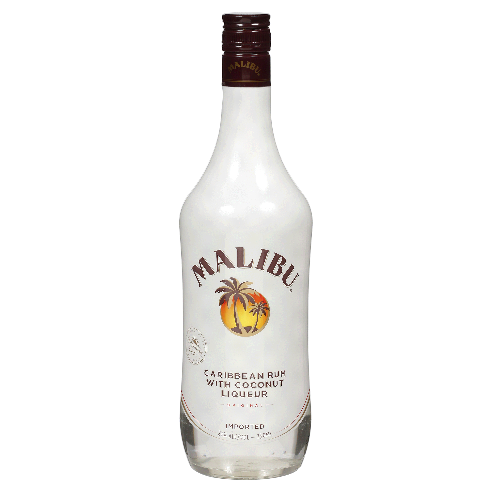 Malibu Coconut Rum 750 ml