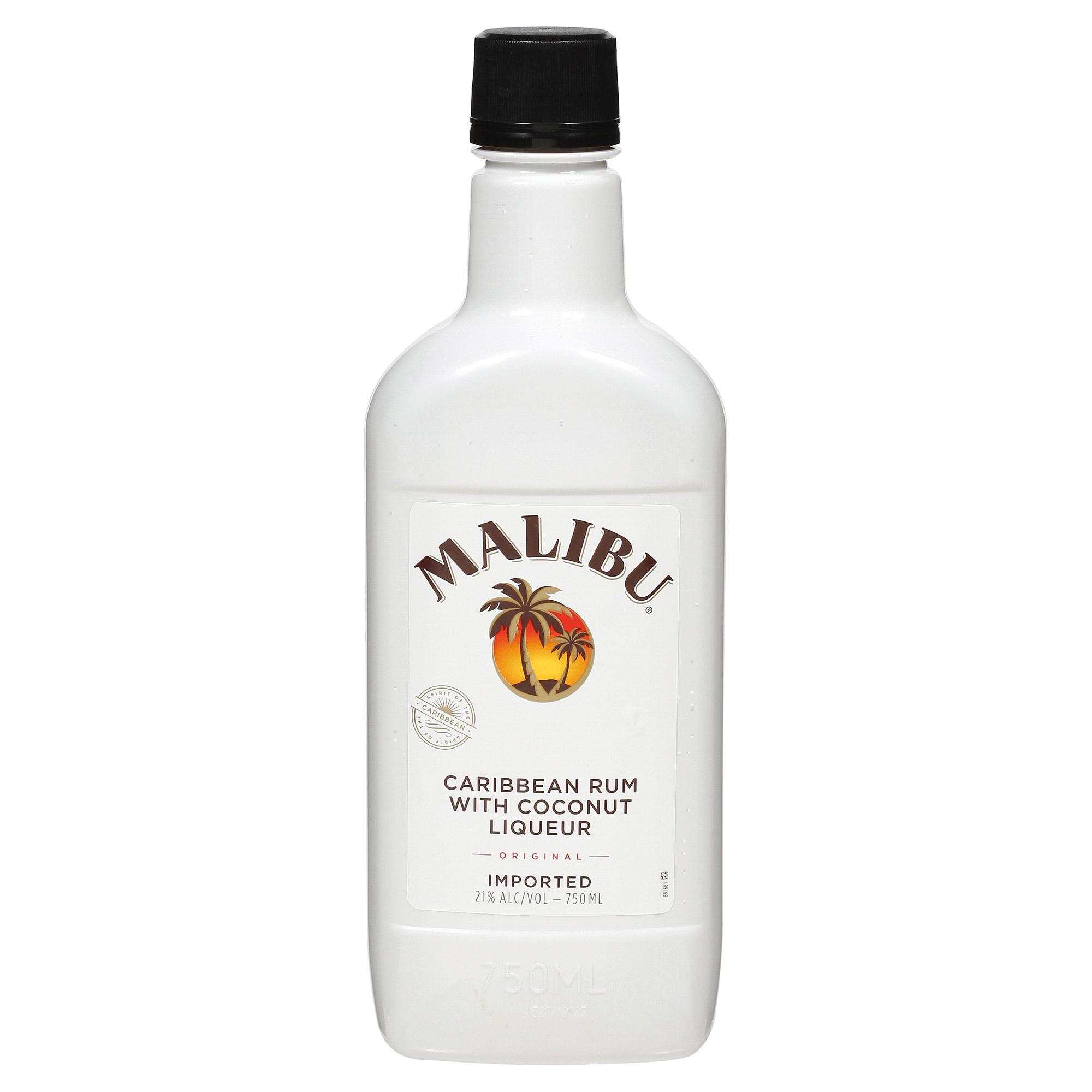 Malibu Coconut Rum 750 ml PET