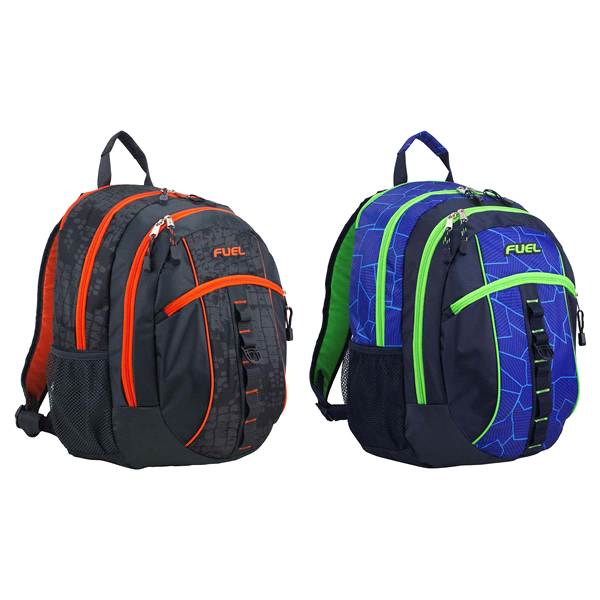 e2ee9d3d7d Fuel Boys Backpack Assortment