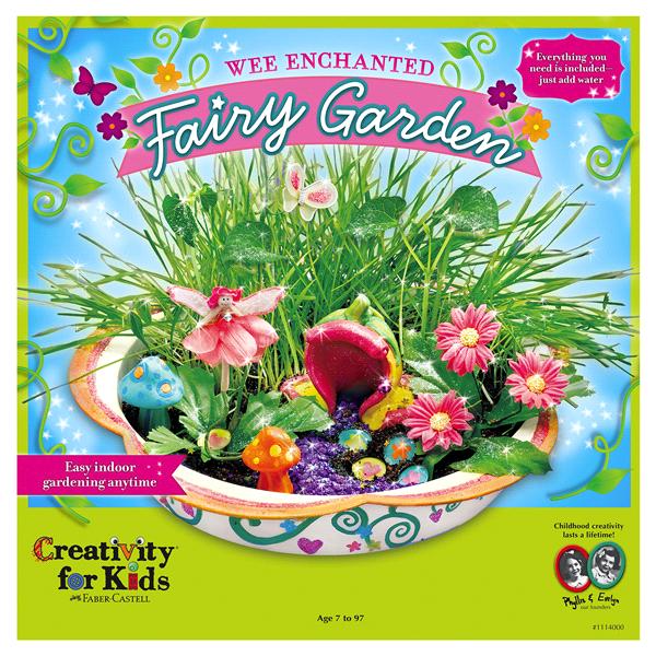 Merveilleux Wee Enchanted Fairy Garden
