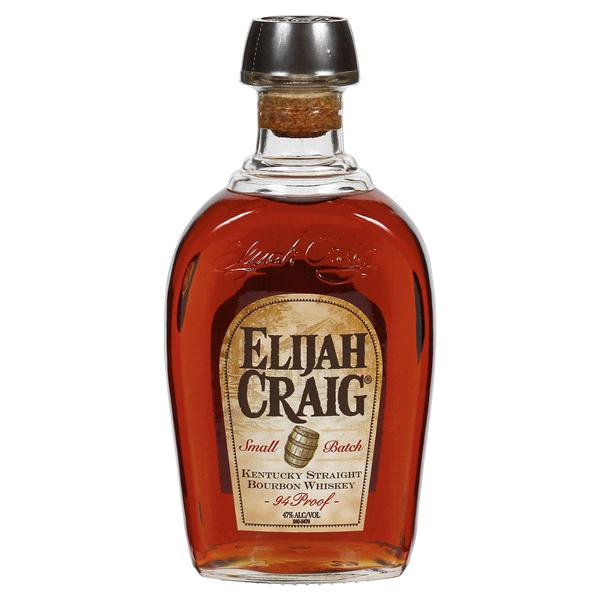 Elijah Craig Small Batch 12yr Bourbon 750 Ml Meijer